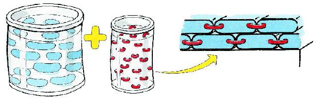 Отверждение двухкомпонентных акриловых красок