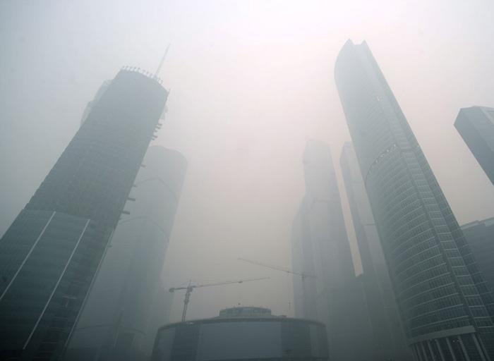 Летний смог
