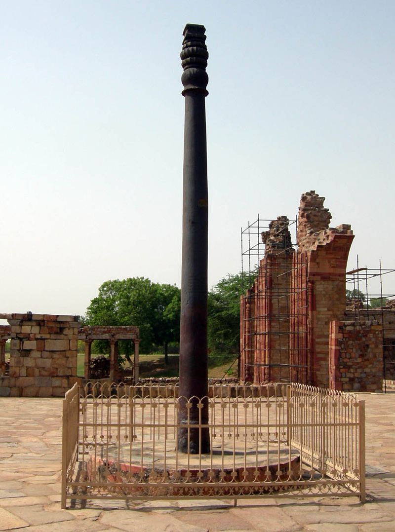 Железная колонна в Дели