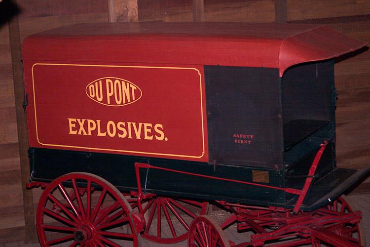 DuPont. Explosives