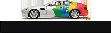Искусство покраски автомобиля