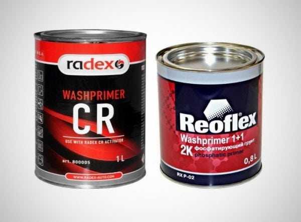 Грунт Radex
