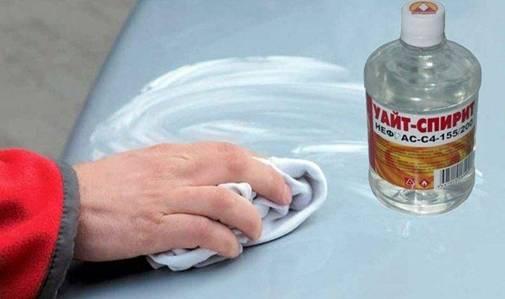 Подготовка машины для нанесения жидкого стекла